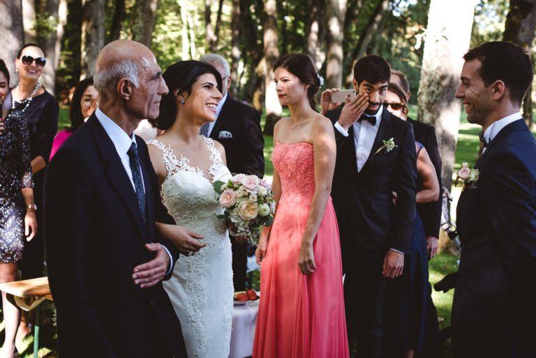 Mariage iranien suisse