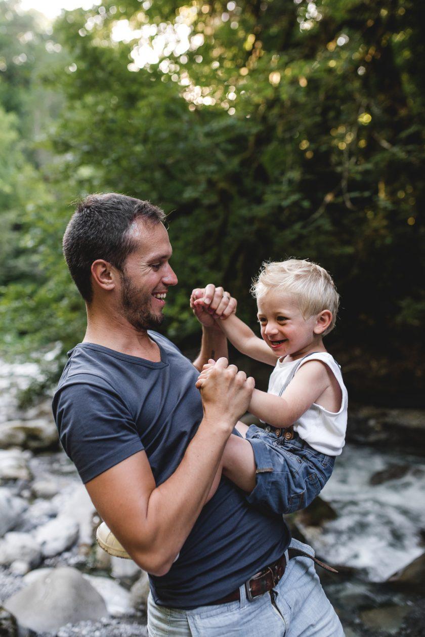Temoignage famille photographe Aigle
